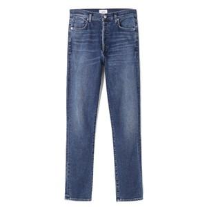 Olivia High Rise Slim Fit Jeans - Rosetta