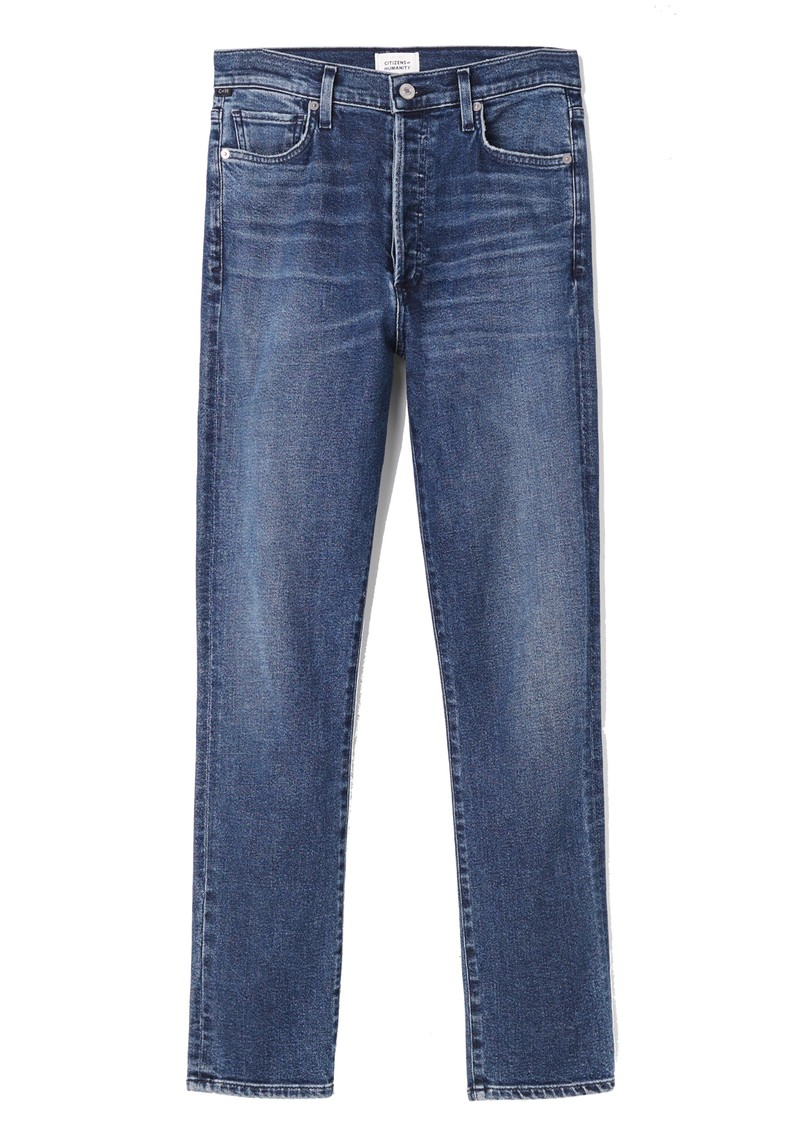 CITIZENS OF HUMANITY Olivia High Rise Slim Fit Jeans - Rosetta main image