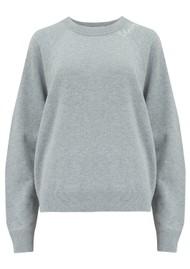 360 SWEATER Unity Sweater - Mist & Chalk