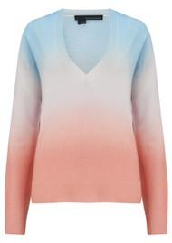 360 SWEATER Kora Cashmere Sweater - Alabaster