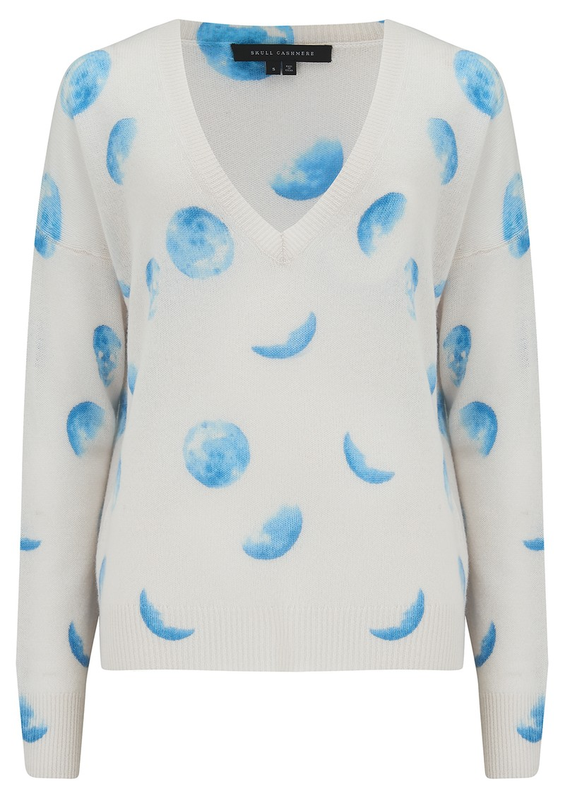 360 SWEATER Lumi Cashmere Sweater - Alabaster main image