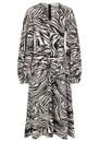 Rosen Dress - Zebra Black additional image
