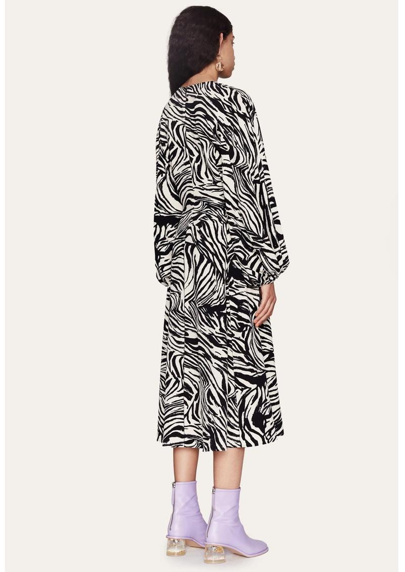 STINE GOYA Rosen Dress - Zebra Black main image