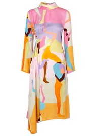 STINE GOYA Arlinda Printed Dress - Dance