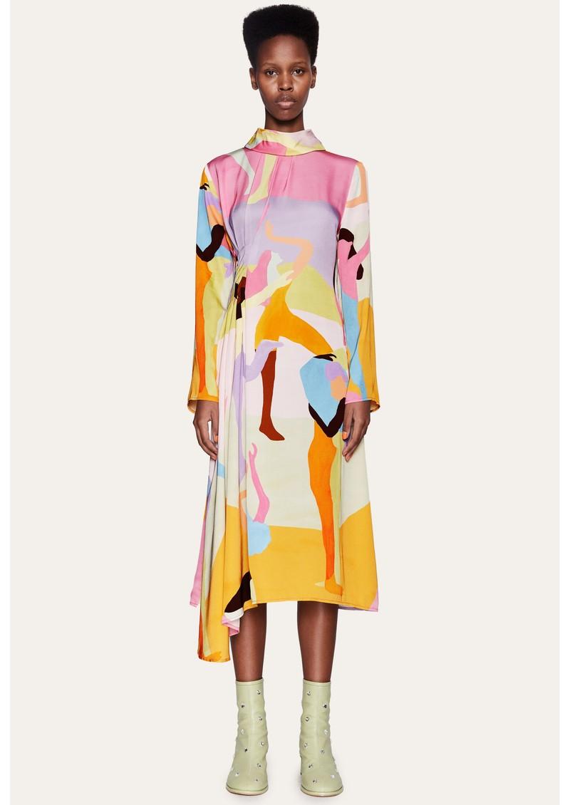 STINE GOYA Arlinda Printed Dress - Dance main image