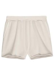 Rails Jane Raw Hem Shorts - Pumice