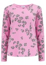 Leopard Long Sleeve T-Shirt - Neon Pink additional image