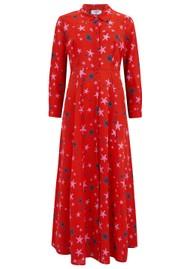 Mercy Delta Rosedene Silk Dress - Starfish Wild