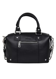 NUNOO Small Bobby Leather Bag - Black