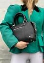 Small Bobby Leather Bag - Black additional image