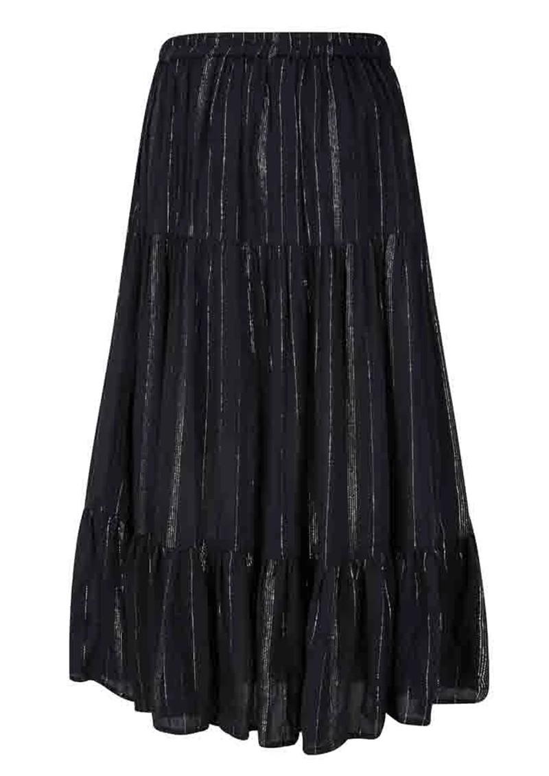 NOOKI Huxley Skirt - Black main image