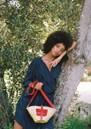 Petit Panier Straw Bag - Kiss additional image