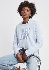 BERENICE Friday Pullover - Ice
