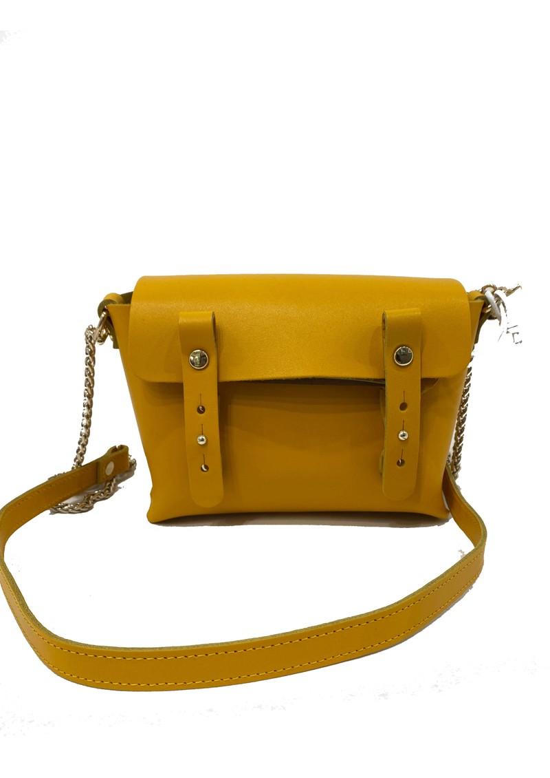CRAIE Petite Etude Leather Bag - Bee main image