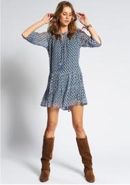MOLIIN Rasmine Dress - Princess Blue