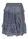 Dorthe Short Skirt - Princess Blue additional image