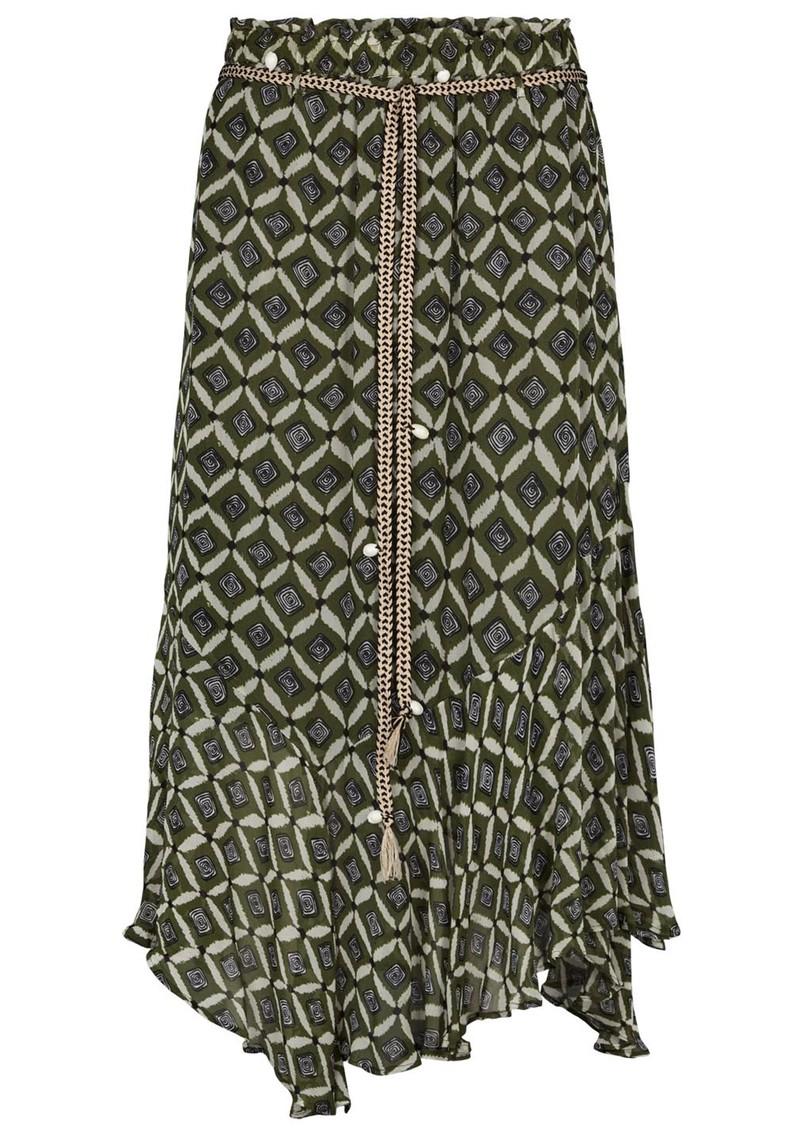 MOLIIN Nola Midi Skirt - Chive main image