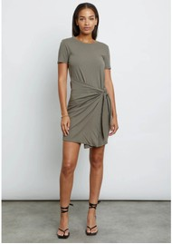 Rails Edie Cotton Dress - Canteen