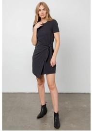 Rails Edie Cotton Dress - Vintage Black