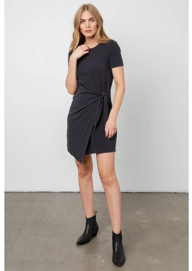 Rails Edie Cotton Dress - Vintage Black main image