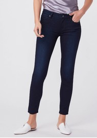 Paige Denim Muse High Rise Skinny Fit Ankle Jeans - Lana