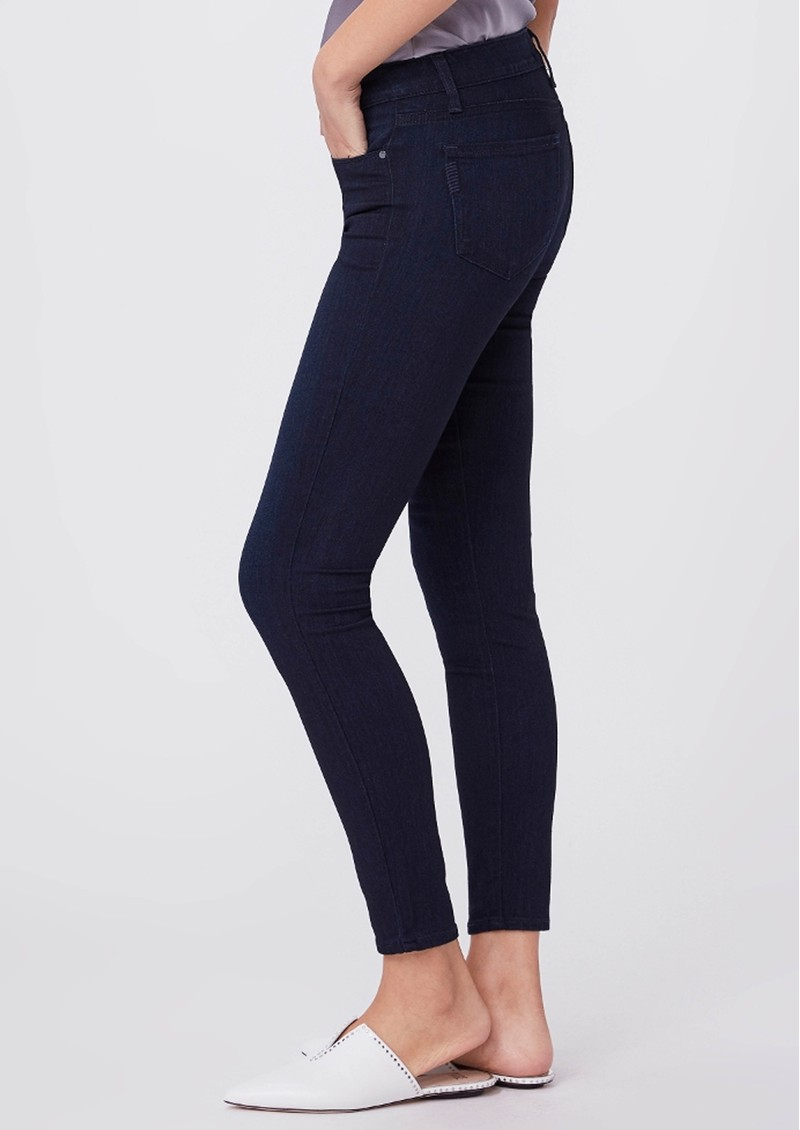 Paige Denim Muse High Rise Skinny Fit Ankle Jeans - Lana main image