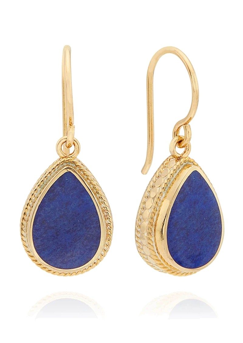 ANNA BECK Lapris Teardrop Earrings - Gold main image