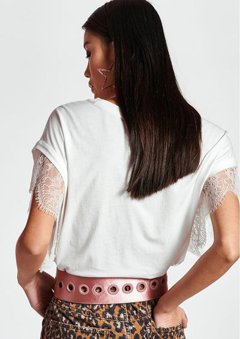ESSENTIEL ANTWERP Zollywood T-Shirt - Off White main image