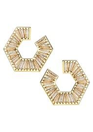 MISHKY Prisma Earrings - Gold