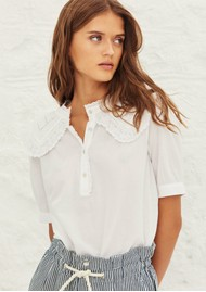Ba&sh Iseut Top - White
