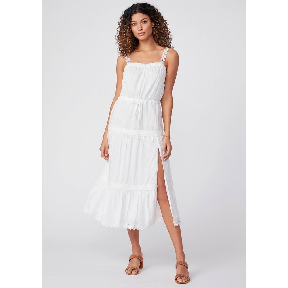 Amity Dress - White