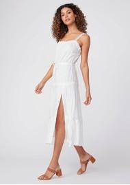 Paige Denim Amity Dress - White