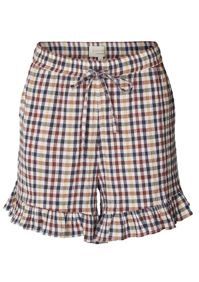 LOLLYS LAUNDRY Ida Shorts - Check main image