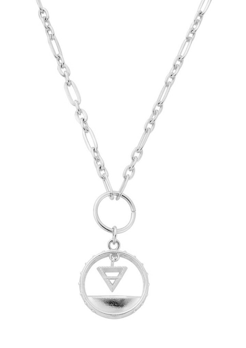 ChloBo Sacred Earth Pendant Necklace - Silver main image