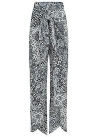 INOA Fishermen Silk Trousers - Casablanca