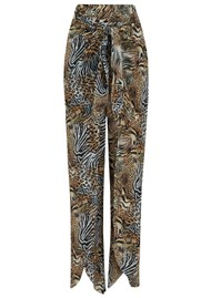 INOA Fishermen Silk Trousers - Savannah