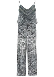 INOA Silk Jumpsuit - Casablanca