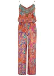 INOA Silk Jumpsuit - Modena
