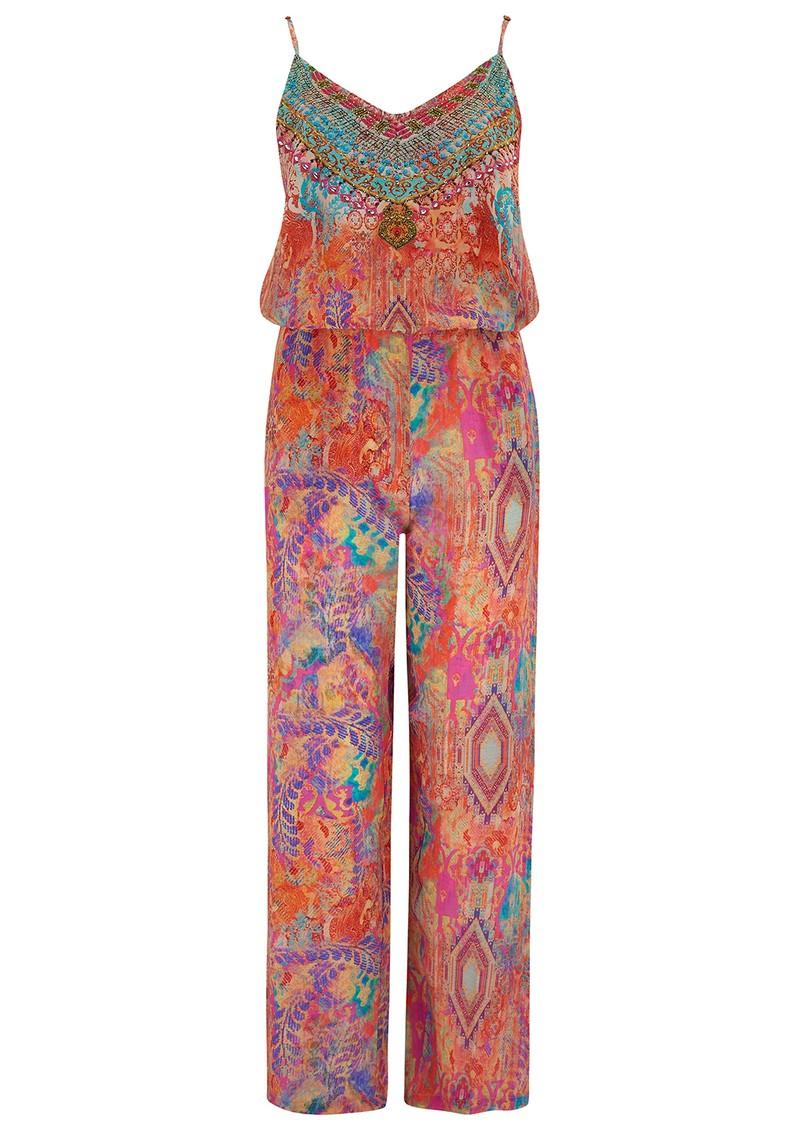 INOA Silk Jumpsuit - Modena main image