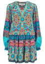 Oona Dress - Turquoise additional image
