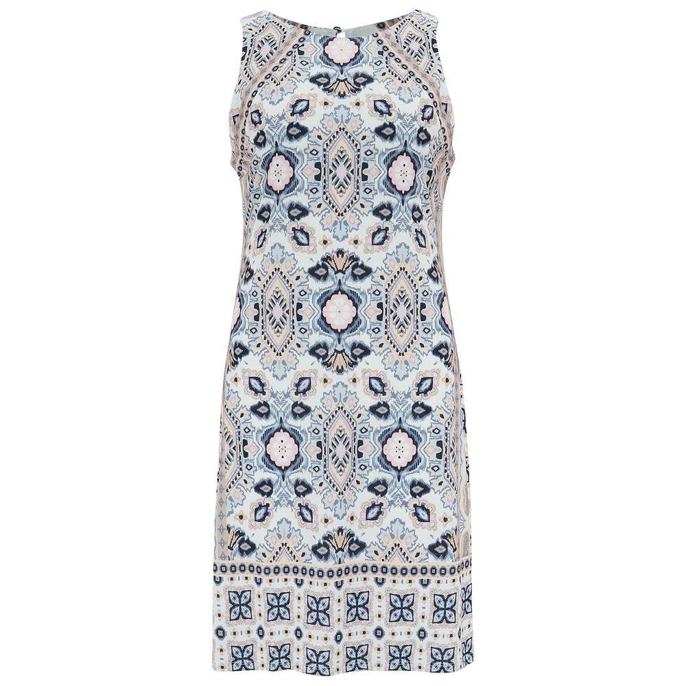 Nell Jersey Dress - Ivory