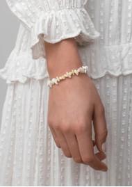 ANNI LU Chips & Lemon Bracelet - Gold