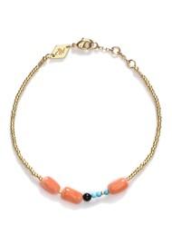 ANNI LU Celeste Bracelet - Gold