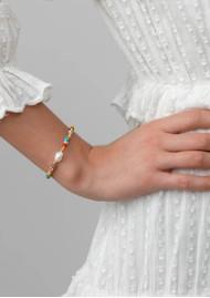 ANNI LU Chunky Alaia Bracelet - Multi