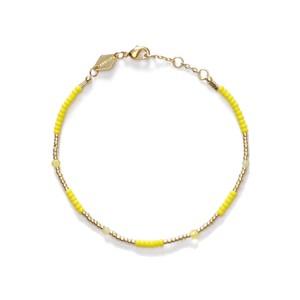 Clemence Bracelet - Lemon