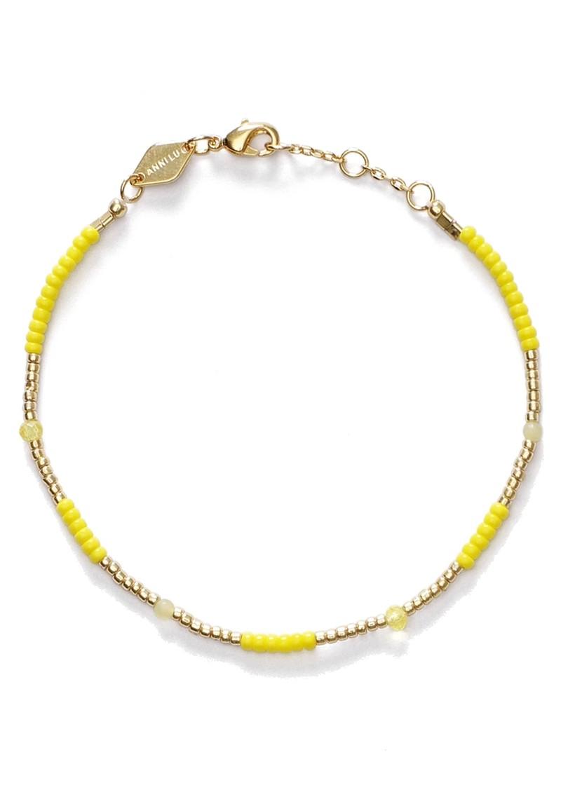 ANNI LU Clemence Bracelet - Lemon main image