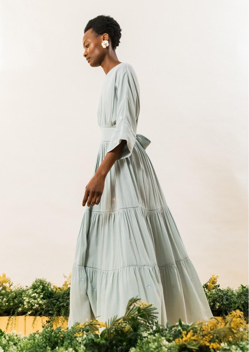 BY MALINA Hedy Dress - Minty Breeze main image