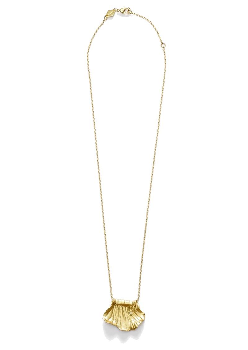 ANNI LU Surfrider Necklace - Gold main image