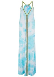 PITUSA Tie Dye Sundress - Light Blue