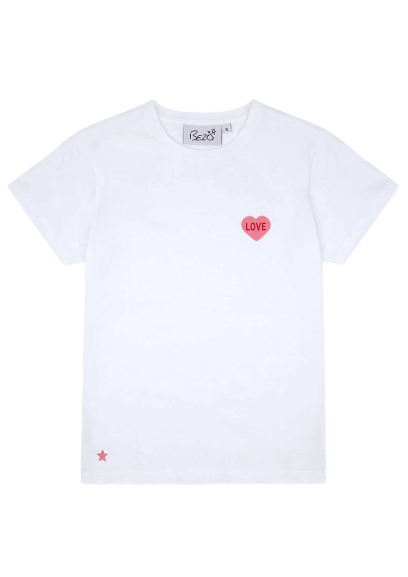BEZO Love Heart Cotton Tee - Love main image